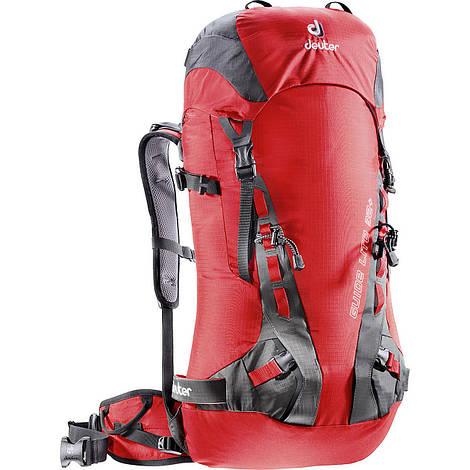 Рюкзак туристический Deuter Guide Lite 32+ fire/anthracite (33543 5580)