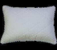 Подушка, гипоаллергенная, Лебяжий пух, 70х70 ,  большая