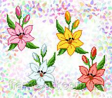 Флізелін водорозчинний з малюнком Арт. 204