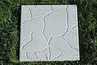 Тротуарная плитка тучка серая
