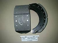 Колодка тормозная задняя (КрАЗ-65055,65053,65032,260)