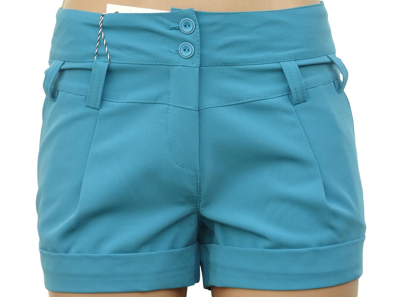 Короткие женские шорты (в расцветках 40-44)