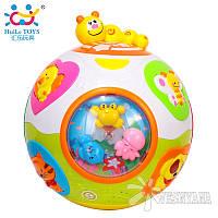 Игрушка Huile Toys Счастливый мячик 938