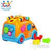 Игрушка Huile Toys Веселый автобус 988, фото 3