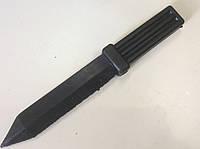Нож тренировочный муляж  (резина), фото 1