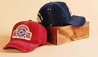 Бейсболки от торговой марки   DSQUARED2. Оригинал Италия. Лаконичный дизайн. Доступная цена. Код: КДН293