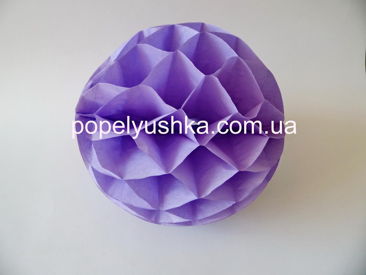 Кулька -сотм 30см. Фіолетовий