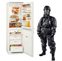 Как избавиться от неприятного запаха в квартире, как убрать запах из холодильника?