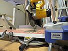 Торцовочная пила б/у для профилей Dewalt DW 704 QS с пилой 300 мм, фото 2
