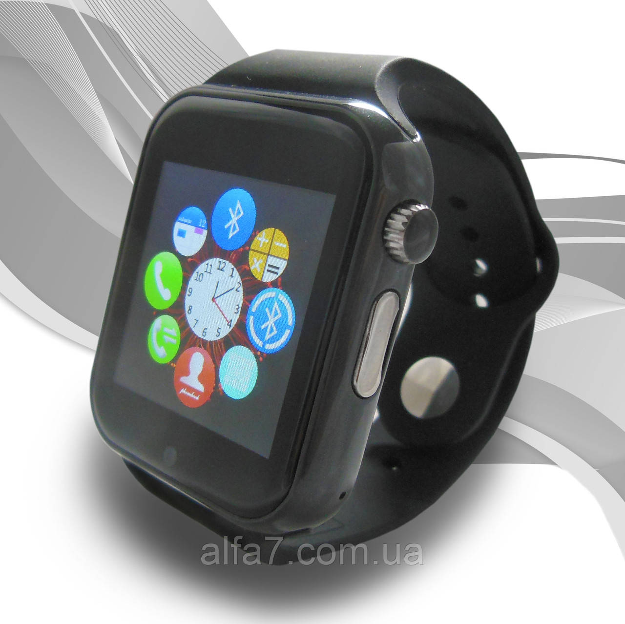 Что такое умные часы apple