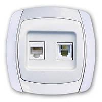 Розетки и выключатели серии LXL BETA