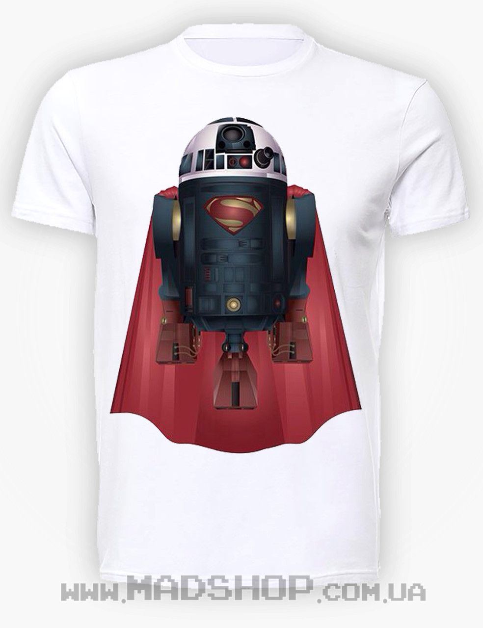 Футболка Superman  R2-D2