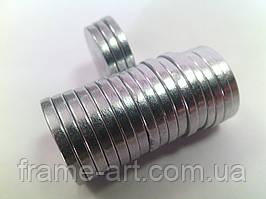 Неодимовый магнит 8*1 мм