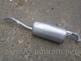 Глушитель Chevrolet Aveo 1.5 седан,FERROZ