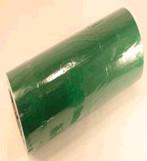 Скотч цветной СONTUR 150м зеленый 6шт