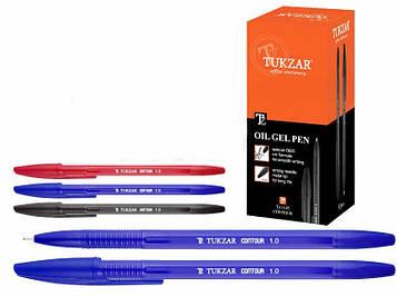 Ручка TZ1145 черная 50шт/уп