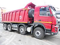 Доставка и перевозка сыпучих материалов Volvo FM