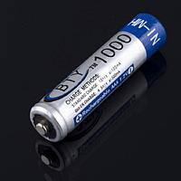 Аккумулятор AAA 1000mAh 1.2V Ni-MH