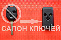 Ключ Subaru tribeca, outback, impreza, outback выкидной 3 кнопки лезвие DAT17. Вид№2