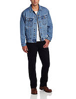 Wrangler Rugged Wear Mens Unlined Denim Jacket