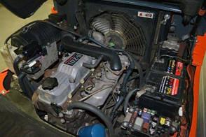 Погрузчик дизельный TOYOTA 2,5t, фото 3