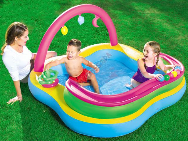 Дитячий надувний басейн Bestway 52125