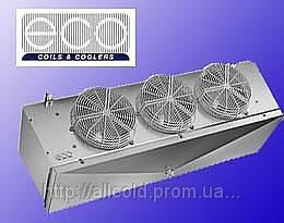 """Повітроохолоджувачі стельові """"ECO"""" для шаф,вітрин та малих холодильних камер"""