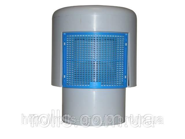 HL900N Вентиляційний клапан DN110 з уменьшителем DN50/75, Hutterer&Lechner GMBH Австрія