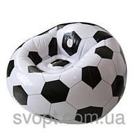 Надувное кресло «Футбольный мяч»