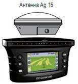 Сельхоз GPS Trimble Ez-guide 250 + AG15 (35 Дбц)