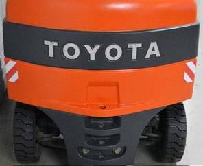Погрузчик электрический Toyota 1,6t, фото 2
