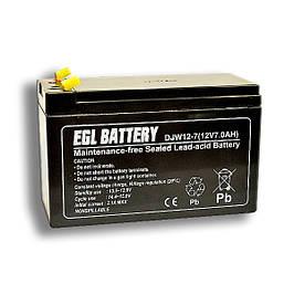 Аккумуляторы EGL AGM серии DJW