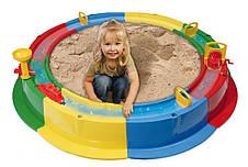 Песочница с кольцом для воды Wader 40923, фото 2