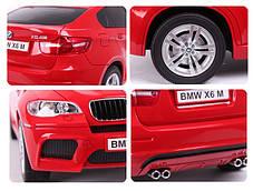 Автомобиль BMW x6 1:18 на радиоуправлении, фото 3