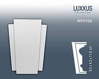 ORAC Decor M9010A LUXXUS Byblos элемент арочного дверного обрамления лепнина из полиуретана
