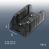 Orac Decor FB13 стусло из особо прочного пластика | макс. обрабатываемая поверхность: 12,5 см x 15,5 см