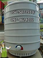 Сушка для продуктов Ветерок-2, сушилка для грибов, лекарственных трав и фруктов (600 Вт, на 6 лотков), фото 1