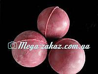 Мяч метания: окружность 18.5 см, вес 126г