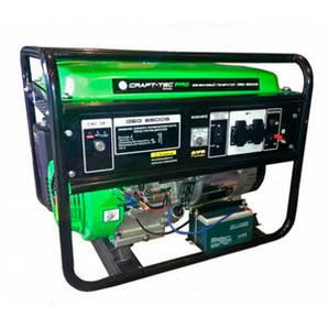 Генератор Crafttec GEG6500S  5,5 кВт