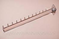 Флейта овальная настенная наклонная