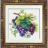 """Набор алмазной живописи """"Гроздь винограда"""""""