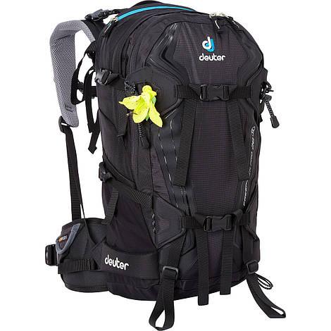 Рюкзак для фрирайда женский Deuter Freerider Pro 28 SL black (33524 7000)