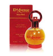 Туалетная вода 10th Avenue Nice Red Pour Femme 100ml, фото 1
