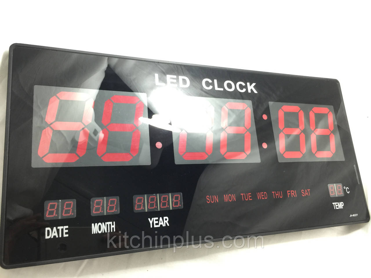 LED часы JH-4622