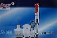 Блендер 3 в 1 Schtaiger SHG-745, миксеры, блендеры , измельчители, кухонная техника, мелкая бытовая техника