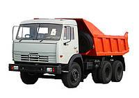 Аренда спецтехники: самосвалы КамАЗ 5511