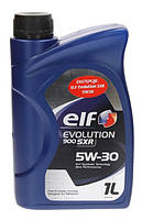 Моторное масло ELF EVOLUTION 900 SXR 5W-30 1л