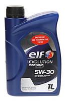 Масло моторное ELF EVOLUTION 900 SXR 5W-30 1л