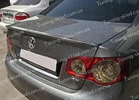 Спойлер Volkswagen Jetta 5 (спойлер на крышку багажника Фольксваген Джетта 5)