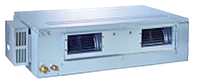 Канальная сплит-система Cooper&Hunter R410  INVERTER GFH024K3CI/GUHD024NK3CO